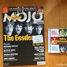 Revistas de música: MOJO #224 JULIO 2012 + CD: THE BEATLES, THE BAND, STONE ROSES.... Lote 132408702
