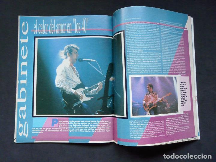 Revistas de música: Revista Popular 1 nº 199- febrero 1990 - Foto 4 - 132784354