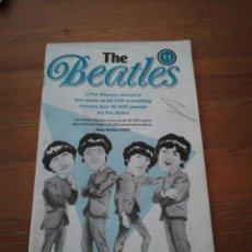 Revistas de música: THE BEATLES. GRANDES MITOS DEL POP NÚMERO 11. Lote 133018490