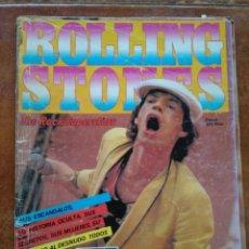 Revistas de música: REVISTA ROLLING STONES. GACETA. . Lote 133704530