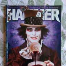 Revistas de música: REVISTA METAL HAMMER Nº 202 - MARZO 2010 EDICIÓN REINO UNIDO. Lote 133821334