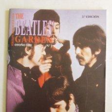Revistas de música: THE BEATLES' GARDEN 3 1993 WITH THE BEATLES. Lote 149124773