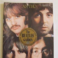 Revistas de música: REVISTA THE BEATLES' GARDEN 16 SGT. BEATLES FAN CLUB ZARAGOZA INVIERNO 96 VER CONTENIDOS EN SUMARIO. Lote 134287470