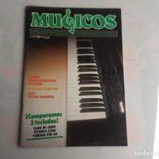 Revistas de música: MUSICOS PROFESIONAL Nº 43 REVISTA DE MUSICA E INSTRUMENTOS MUSICALES - AÑOS 80. Lote 134582486