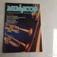 Revistas de música: MUSICOS PROFESIONAL Nº 40 REVISTA DE MUSICA E INSTRUMENTOS MUSICALES - AÑOS 80. Lote 134582558