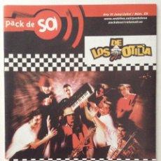 Revistas de música: PACK DE SO NÚMERO 29 DISCÍPULOS DE OTILIA LOISE LANE SUNFLOWERS. Lote 134860298