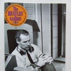 Revistas de música: THE BEATLES' GARDEN 28 1999 RUN DEVIL RUN THE CAVERN OLIVIA HARRISON GEORGE MARTIN. Lote 201840896