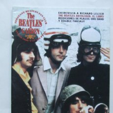Revistas de música: THE BEATLES' GARDEN 31 2000 RICHARD LESTER PLASTIC ONO BAND DOUBLE FANTASY. Lote 201843143