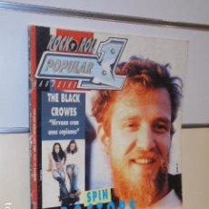 Revistas de música: REVISTA ROCK AND ROLL POPULAR 1 MAGAZINE Nº 253 . Lote 137659078