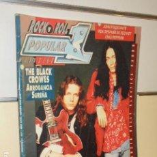Revistas de música: REVISTA ROCK AND ROLL POPULAR 1 MAGAZINE Nº 257. Lote 137659838