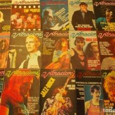 Revistas de música - VIBRACIONES ~ LOTE 14 REVISTAS ~ LIQUIDACION ~ 14~16~17~18~20~21~22~23~24~26~27~28~29~30 - 138665818
