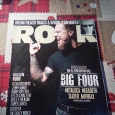 Revistas de música: REVISTA ROCK. Lote 139089034