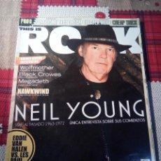 Revistas de música: REVISTA ROCK. Lote 139089166