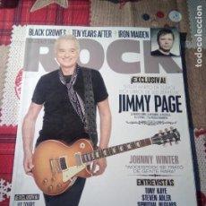 Revistas de música: REVISTA ROCK. Lote 139089434