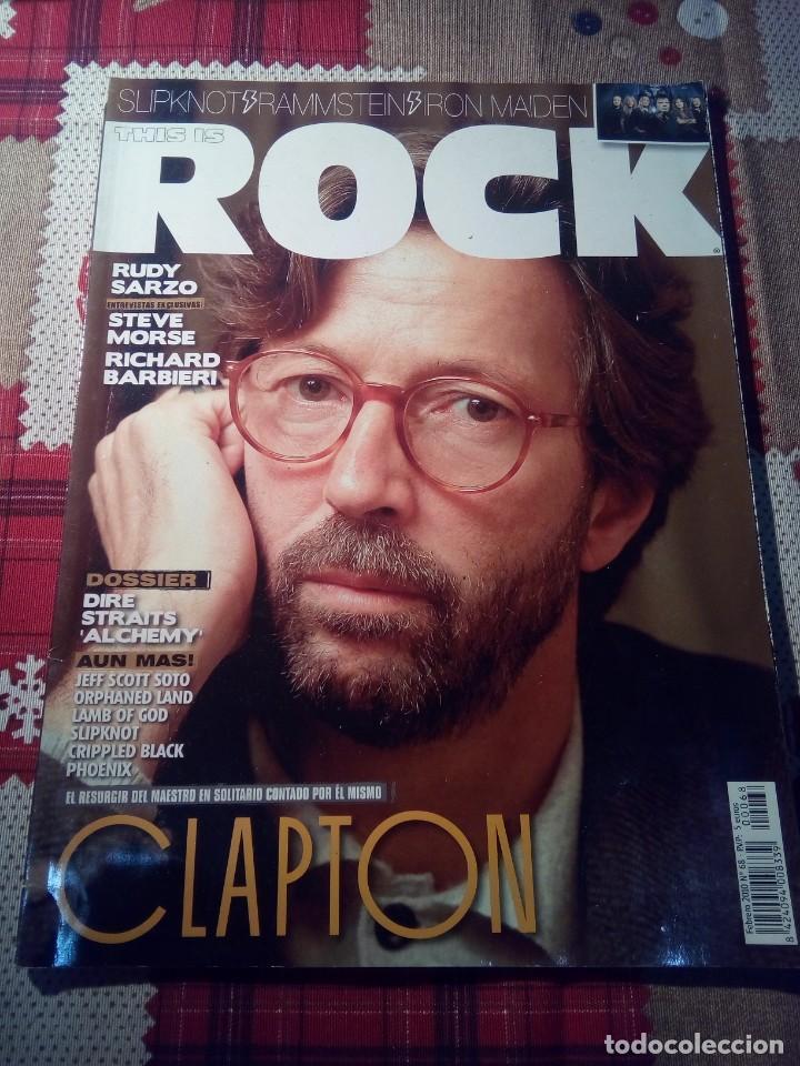 REVISTA ROCK (Música - Revistas, Manuales y Cursos)