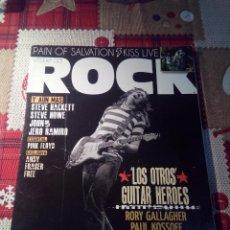 Revistas de música: REVISTA ROCK. Lote 139089902