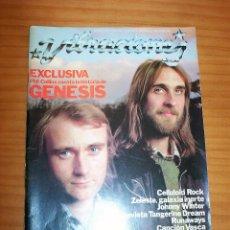 Revistas de música: VIBRACIONES - N.º 42 - AÑO 1978 - MUY BUEN ESTADO. Lote 139469322