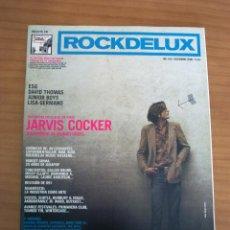 Revistas de música: ROCKDELUXE - NÚMERO 245 - AÑO 2006 - MUY BUEN ESTADO. Lote 139669710