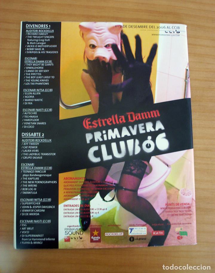 Revistas de música: ROCKDELUXE - NÚMERO 245 - AÑO 2006 - MUY BUEN ESTADO - Foto 2 - 139669710