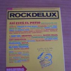 Revistas de música: ROCKDELUXE - NÚMERO 259 - AÑO 2008 - MUY BUEN ESTADO. Lote 139694586