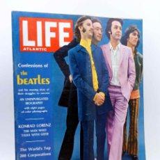 Revistas de música: REVISTA LIFE ATLANTIC. OCTOBER 14 1968. CONFESSIONS OF THE BEATLES. (VVAA), 1968. Lote 139867488