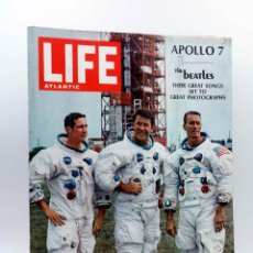 Revistas de música: REVISTA LIFE ATLANTIC. OCTOBER 28 1968. THE BEATLES THEIR GREAT SONGS SET TO GREAT PHOTOGRAPHS. (VVA. Lote 139867492