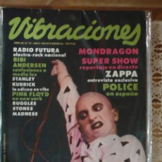 Revistas de música: REVISTA VIBRACIONES NUMERO 67 - DE 1980.. Lote 140479134