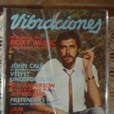 Revistas de música - REVISTA VIBRACIONES NUMERO 70 - DE 1980. - 140479766