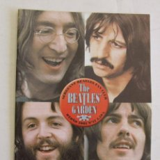 Revistas de música: THE BEATLES' GARDEN 43 2003 NEIL INNES MONTY PYTHON RUTTLES LET IT BE NAKED. Lote 157047212