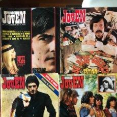 Revistas de música: REVISTAS MUNDO JOVEN. Lote 140871522