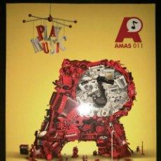 Revistas de música: ANUARIO DE LA MUSICA EN ASTURIAS-AMAS 011 + CD + DVD. Lote 142155838