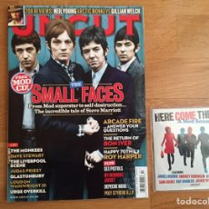 Revistas de música: UNCUT #170 JULY 2011 + CD: SMALL FACES, NEIL YOUNG, ARCADE FIRE.... Lote 142428957