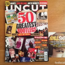 Revistas de música: UNCUT #174 NOVEMBER 2011 + CD: 50 GREATEST BOOTLEGS, MANIC STREET PREACHERS, ARCTIC MONKEYS.... Lote 142430002