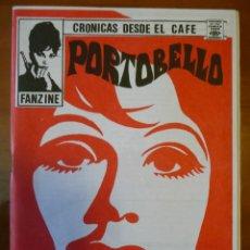 Revistas de música: MODZINE CRÓNICAS DESDE EL CAFÉ PORTOBELLO ORIGINAL MOD (KAMENBERT BRIGHTON 64 FLECHAZOS QUADROPHENIA. Lote 152057590