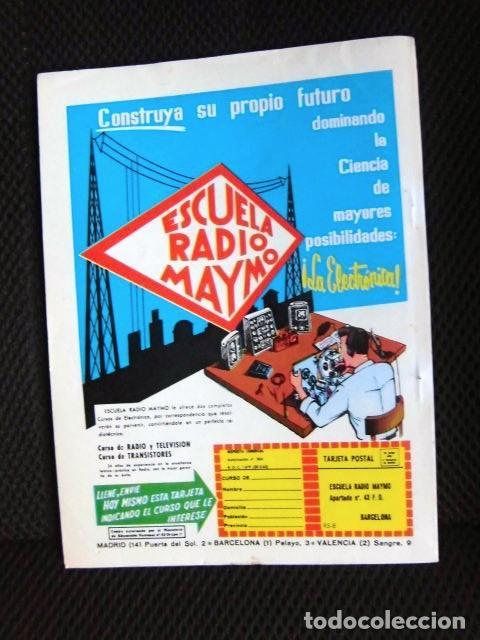 Revistas de música: BEATLES REVISTA ORIGINAL EN ESPAÑA JULIO 1965 JOVENES RARO - Foto 5 - 143715398