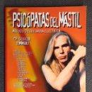 Revistas de música: PSICOPATAS DEL MÁSTIL. MÉTODO DE GUITARRA ELECTRICA, POR SALVADOR DOMÍNGUEZ. Lote 143927614