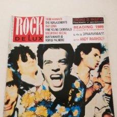 Riviste di musica: ROCK DE LUX 57: ROLLING STONES, RAY LEMA, ANDY WARHOL, ALASKA & DINARAMA. Lote 144104682