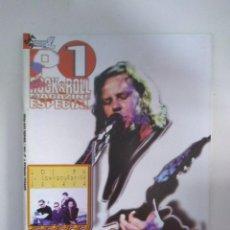 Revistas de música: REVISTA POPULAR 1 Nº 199 ESPECIAL METALLICA (INCLUYE POSTER DESPLEGABLE). Lote 144237318