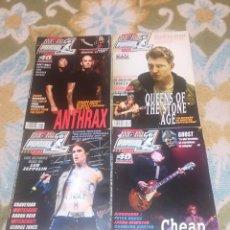 Revistas de música: LOTE 4 REVISTAS POPULAR 1. Lote 144294434