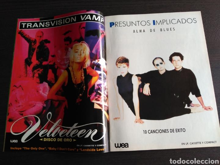 Revistas de música: El Gran Musical 309. Madonna. Tina Turner. The Rolling Stones. - Foto 3 - 144607493