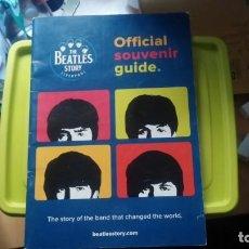Revistas de música: THE BEATLES GUIDE LIBRO DE LOS BEATLES. Lote 145983614