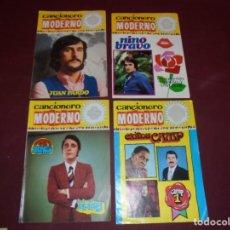 Revistas de música: MAGNIFICAS 10 REVISTAS CANCIONERO MODERNO. Lote 146455898