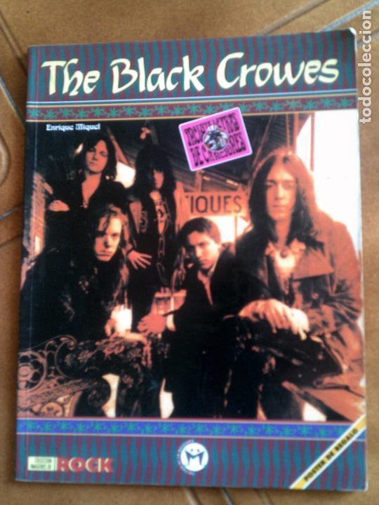 REVISTA COLECCION IMAGENES DEL ROCK THE BLACK CROWES ILUSTRADO (Música - Revistas, Manuales y Cursos)