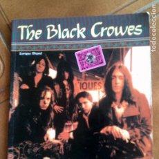 Revistas de música: REVISTA COLECCION IMAGENES DEL ROCK THE BLACK CROWES ILUSTRADO . Lote 146650106