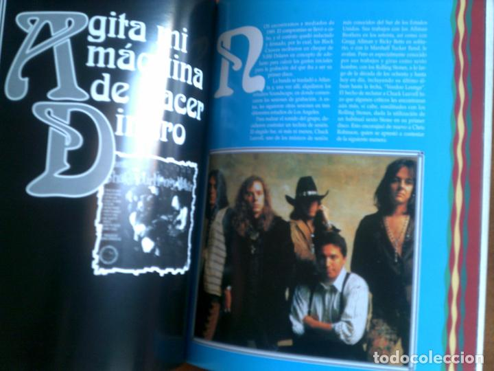 Revistas de música: REVISTA COLECCION IMAGENES DEL ROCK THE BLACK CROWES ILUSTRADO - Foto 4 - 146650106