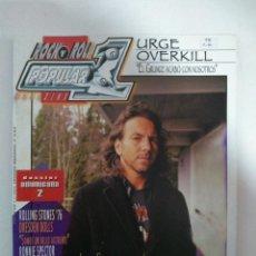 Revistas de música: POPULAR 1 Nº 392: PEARL JAM, ROLLING STONES, BACKYARD BABIES, LAST VEGAS, MICHAEL SHENKER. Lote 147484326