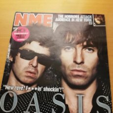 Revistas de música: REVISTA NME 11 NOVEMBER 2006 (OASIS / PLUS MUSE / THE FRATELLIS / BLOC PARTY / NYPC). Lote 147655230