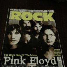 Revistas de música: PINK FLOYD-ROCK MAGAZINE-ANIVERSARIO DARK SIDE OF THE MOON-FOTS Y RAREZAS-. Lote 147691162