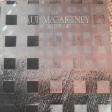 Revistas de música: THE BEATLES.PAUL MACCARTNEY WORLD TOUR.PROGRAMME.1989.96 PAGINAS A TODO COLOR.INFO TOUR.BEATLES.ETC. Lote 149050265