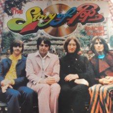 Revistas de música: THE BEATLES.STORY OF POPS.RAREZA.AÑO 1974.BEATLES.ROY WOOD.ELO.THE MOVE.WIZZARD.. Lote 149052790